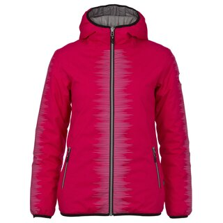 Dazzle Damen Thermo Jacke bright rose 40