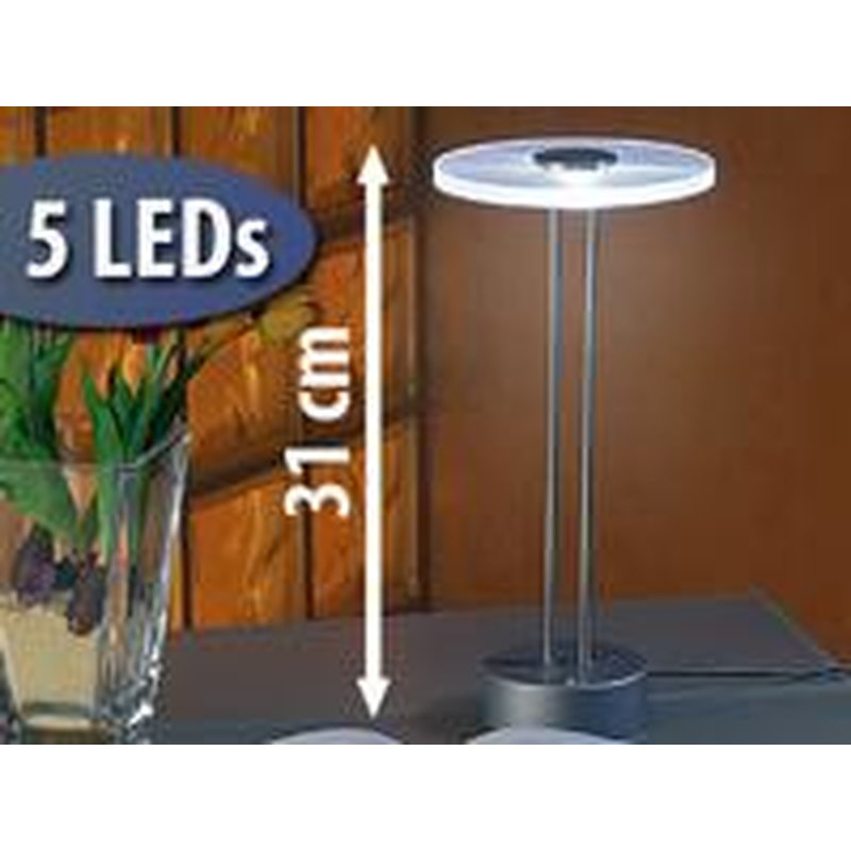 "LED-Tischlampe ""UFO"