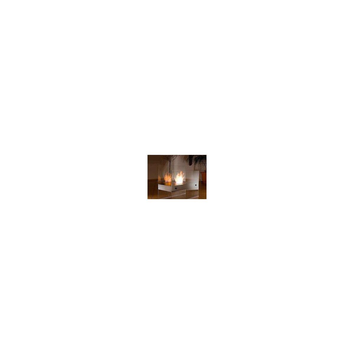 Carlo Milano Lounge-Feuer Avantgarde für Bio-Ethanol