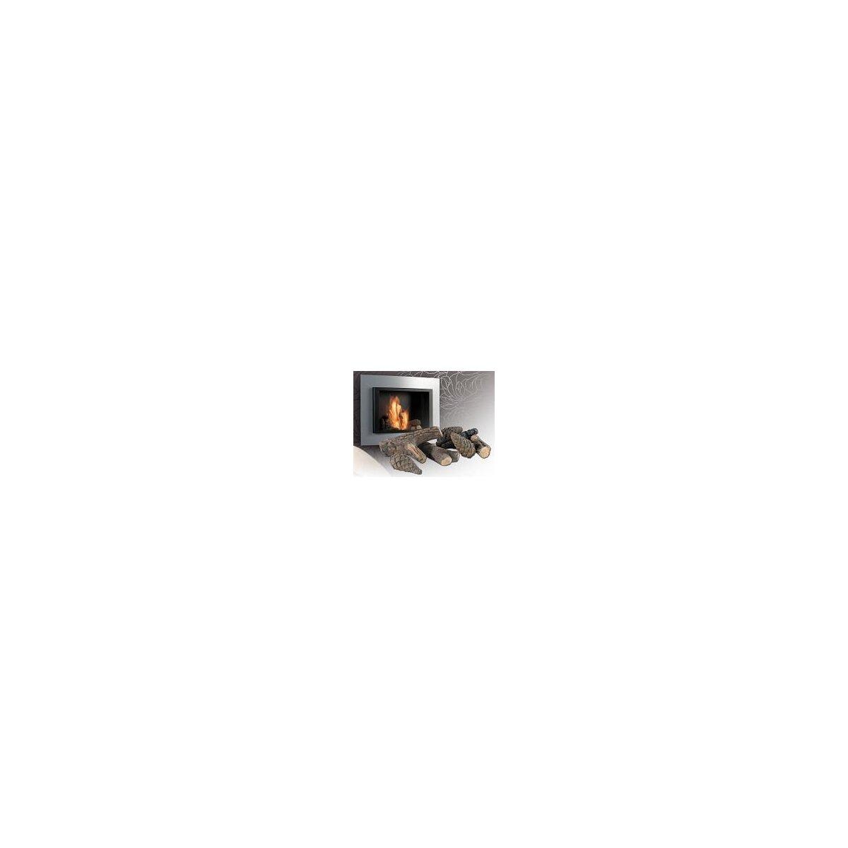 carlo milano feuerdekoration ste tannenzapfen f r bio ethanol fen chf. Black Bedroom Furniture Sets. Home Design Ideas