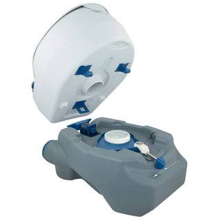 Camping WC / 20L Portable Campingtoilette