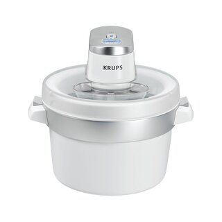 Krups Glace und Sorbetmaschine Perfect Mix 9000 Ice cream maker