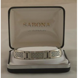 Sabona of London - Grey Carbon Fiber