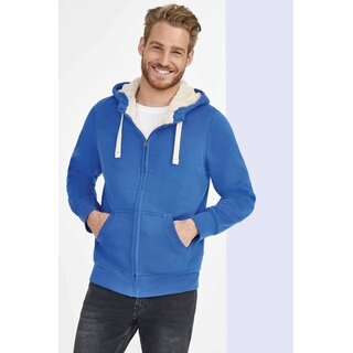SOL´S Unisex Zipped Jacket Sherpa